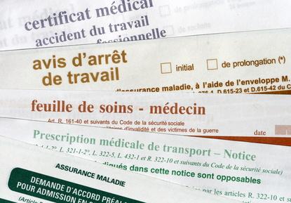 medecine du travail et arret maladie